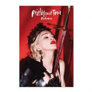 REBEL HEART TOUR - OFFICIAL POSTER